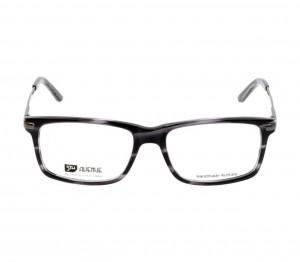 Full Rim Acetate Rectangle Grey Medium 5th Avenue FACM05 Eyeglasses