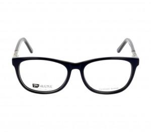 Full Rim Acetate Almond Blue Medium 5th Avenue FABF21 Eyeglasses