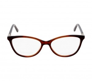 Full Rim Acetate Almond Brown Medium Sensaya SYDF05 Eyeglasses