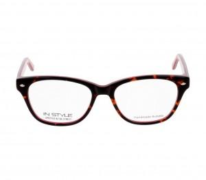 Full Rim Acetate Cat Eye Havana Medium In Style ISAF30 Eyeglasses