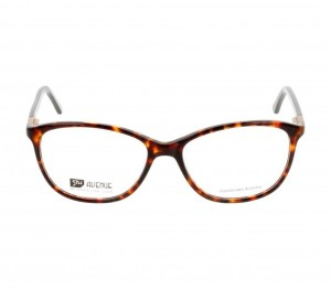 Full Rim Acetate Almond Havana Medium 5th Avenue FACF49 Eyeglasses