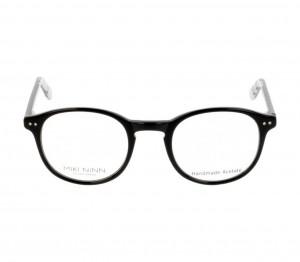 Full Rim Acetate Round Black Small Miki Ninn MNDM26 Eyeglasses