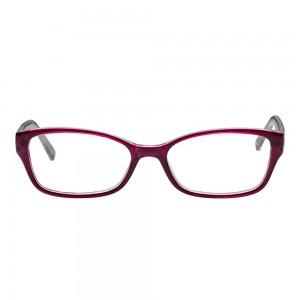 Full Rim Polycarbonate Oval Purple Medium Vision Express 49032 Eyeglasses