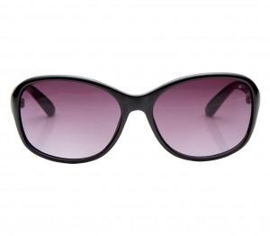 Rectangle Grey Polycarbonate Full Rim Large Vision Express 41274 Sunglasses
