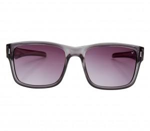 Rectangle Grey Polycarbonate Full Rim Medium Vision Express 21622 Sunglasses