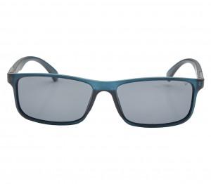 Rectangle Polarised Lens Grey Solid Full Rim Medium Vision Express 21626P Sunglasses