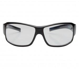Rectangle Clear Polycarbonate Full Rim Medium Vision Express 81105 Sunglasses
