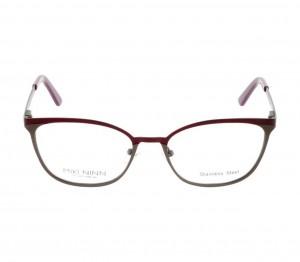 Full Rim Metal Almond Violet Medium Miki Ninn MNEF23 Eyeglasses