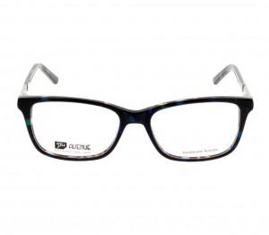 Full Rim Acetate Rectangle Blue Medium 5th Avenue FAEF14 Eyeglasses