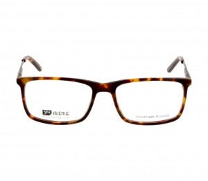 Full Rim Acetate Rectangle Havana Medium 5th Avenue FAFM09 Eyeglasses