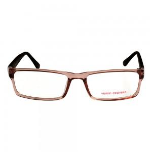 Full Rim Acetate Rectangle Grey Men Small Vision Express 29166 Eyeglasses