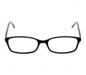Full Rim Propionate Rectangle Black Small Seen SNGF04 Eyeglasses