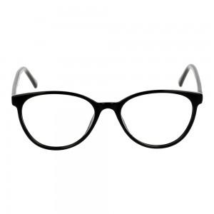 Full Rim Propionate Round Black Small Seen SNGF05 Eyeglasses