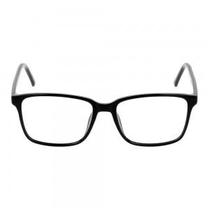 Full Rim Propionate Rectangle Black Small Seen SNGM07 Eyeglasses
