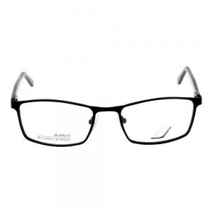 Full Rim Acetate Almond Black Large Be Bright BBCM04 Eyeglasses