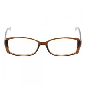 Full Rim Acetate Rectangle Brown Medium Seen SNCF24 Eyeglasses