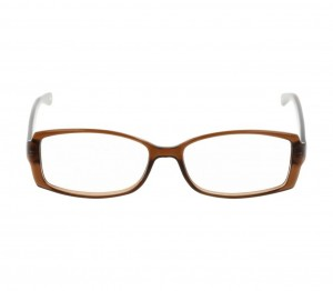 Full Rim Acetate Rectangle Brown Medium Seen SNCF24 Eyeglasses