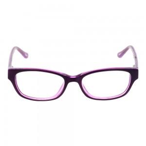 Full Rim Propionate Oval Black Small Seen SNCK03 Eyeglasses