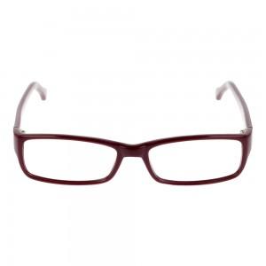 Full Rim Acetate Rectangle Purple Small Seen SNW18 Eyeglasses