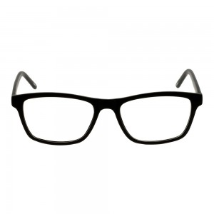 Full Rim Acetate Rectangle Black Small The One TOCM11 Eyeglasses