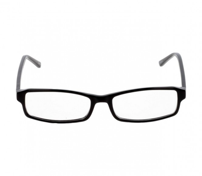 Full Rim Propionate Rectangle Black Medium Seen SNEM08 Eyeglasses
