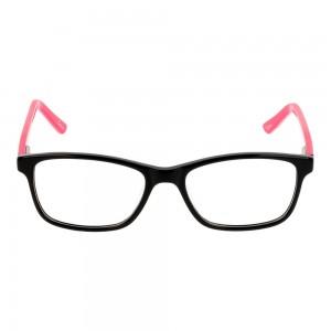 Full Rim Acetate Rectangle Black Small The One TOFT05 Eyeglasses