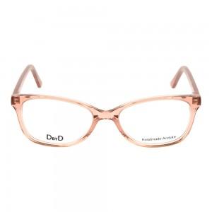 Full Rim Acetate Almond Pink Small DbyD DBHF08 Eyeglasses
