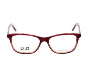 Full Rim Acetate Almond Pink Medium DbyD DBJF04 Eyeglasses