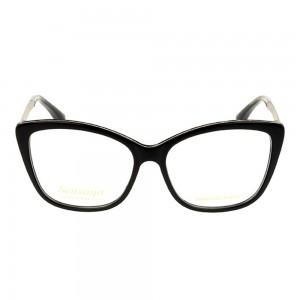 Full Rim Acetate Cat Eye Black Medium Sensaya SYJF55 Eyeglasses
