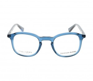 Full Rim Acetate Round Blue Small Miki Ninn MNJM13 Eyeglasses