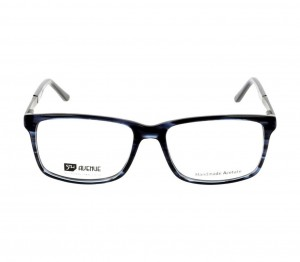 Full Rim Acetate Rectangle Blue Large 5th Avenue FAHM09 Eyeglasses