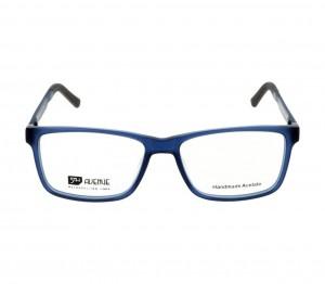 Full Rim Acetate Rectangle Blue Large 5th Avenue FAHM31 Eyeglasses