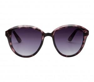 Cat eye Grey Gradient Polycarbonate Full Rim Medium Vision Express 41319 Sunglasses