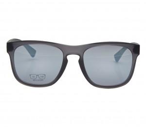 Rectangle Grey Polycarbonate Full Rim Medium Vision Express 21693 Sunglasses