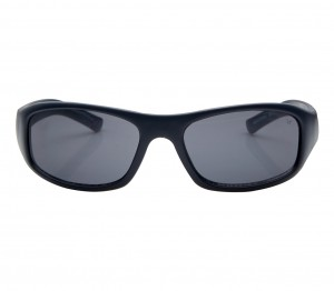Wrap Grey Polycarbonate Small Vision Express 51122 Kids Sunglasses