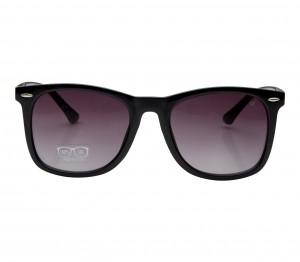 Rectangle Grey Gradient Polycarbonate Full Rim Medium Vision Express 72053 Sunglasses