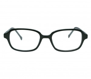 Square Black Polycarbonate Small Vision Express 61313 Kids Eyeglasses
