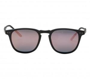 Square Polarised Lens Pink Mirror Full Rim Medium Vision Express 21715P Sunglasses