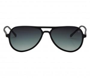 Aviator Polarised Lens Green Gradient Full Rim Medium Vision Express 12041P Sunglasses