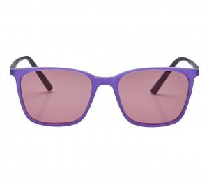Square Pink Acetate Full Rim Medium Vision Express 41336 Sunglasses