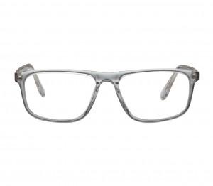 Full Rim Acetate Rectangle Clear Crystal Medium Vision Express 29501 Eyeglasses