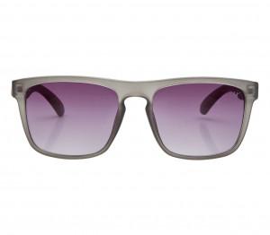 Rectangle Grey Polycarbonate Full Rim Medium Vision Express 21789 Sunglasses