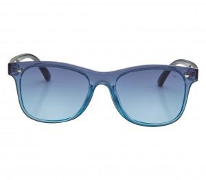 Wayfarer Blue Gradient Polycarbonate Full Rim Medium Vision Express 21790 Sunglasses