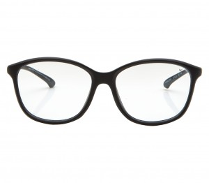 Wrap Clear Polycarbonate Full Rim Medium Vision Express 81183 Sunglasses