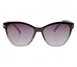 Cat eye Grey Polycarbonate Full Rim Medium Vision Express 41402 Sunglasses