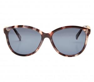 Cat eye Polarised Lens Grey Solid Full Rim Medium Vision Express 41403P Sunglasses