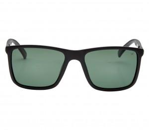 Rectangle Polarised Lens Green Full Rim Medium Vision Express 21805P Sunglasses