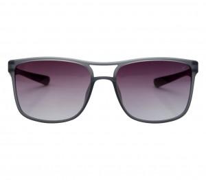 Rectangle Grey Polycarbonate Full Rim Medium Vision Express 21806 Sunglasses