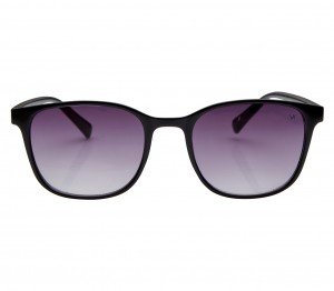 Rectangle Grey Polycarbonate Full Rim Medium Vision Express 21807 Sunglasses