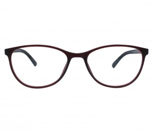 Full Rim TR90 Rectangle Wine Medium Vision Express 49106AF Eyeglasses